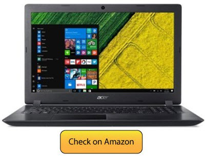 Latest Model Black Acer Aspire A315
