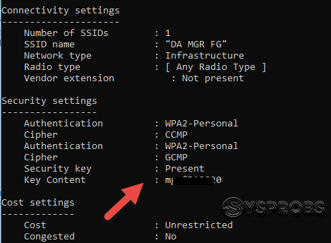 How to View Wi-Fi Password on Windows 10