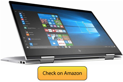 2018 Newest HP ENVY X360 Touchscreen Laptop For Programmers