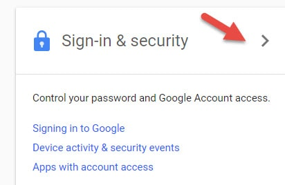 how to create an app password from gmail