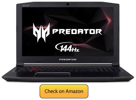 Acer Predator Helios 300 For Music Production
