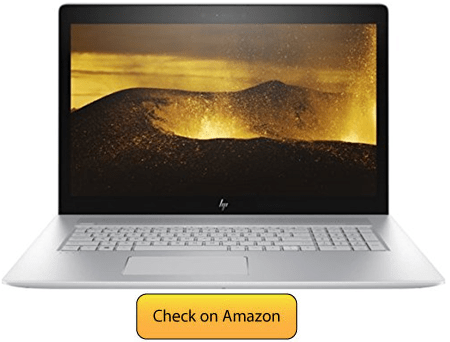 HP Envy 17t Touch Quad Core