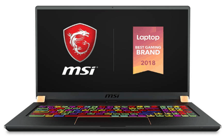 MSI GS75 Stealth 413 17 Gaming Laptop