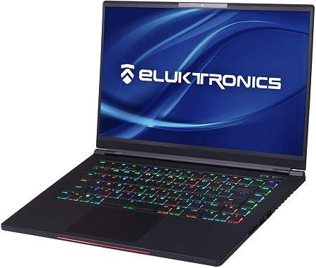 Eluktronics MAG 15 Slim And Ultra Light Gmaing Laptop
