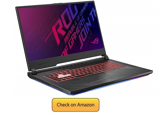 Asus ROG Strix G Gaming Laptop Review