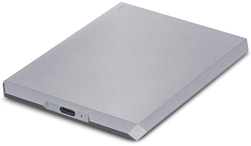 LaCie Mobile Drive 2TB External Hard Drive HDD
