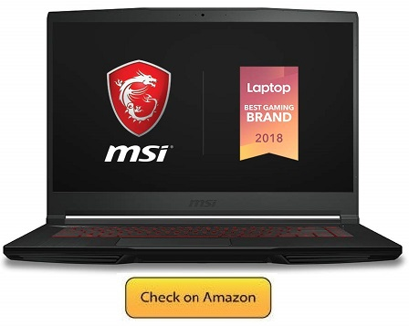 MSI GF63 Thin 9SC 066 Gaming Laptop