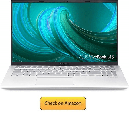 Asus Vivobook Thin Lightweight Laptop For AutoCAD