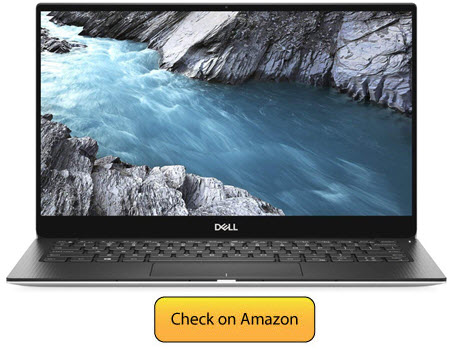 Dell XPS 13 9380 - Windows laptop with thunderbolt 3