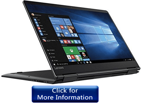 Lenovo Yoga 710 Touchscreen Laptop