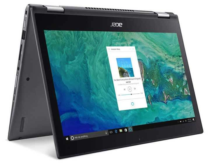 Acer Spin 3 SP314 51 59NM, 14 Full HD IPS Touch