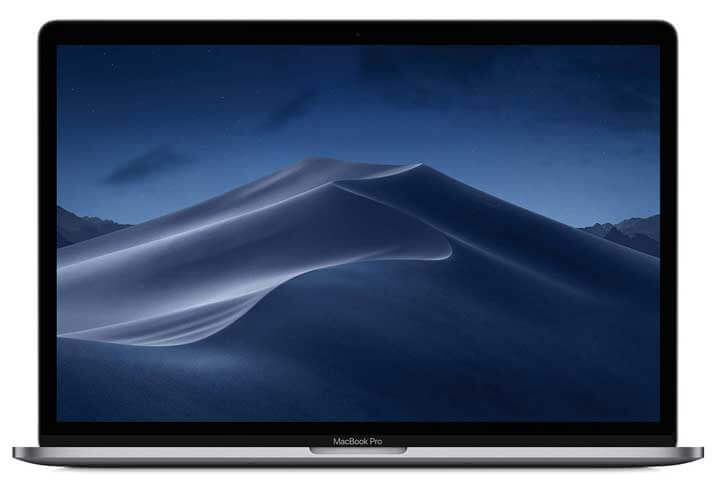 Apple MacBook Pro (15 Retina, Touch Bar, 2 2GHz 6 Core Intel Core I7, 16GB RAM, 256GB SSD)