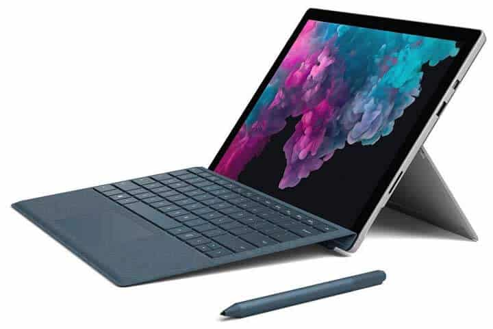 Microsoft Surface Pro 6 (Intel Core I5, 8GB RAM, 128GB)