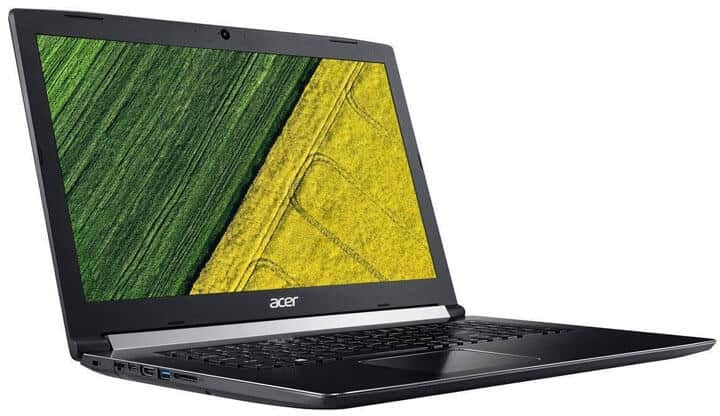 Acer Aspire Intel 7th Gen Laptop
