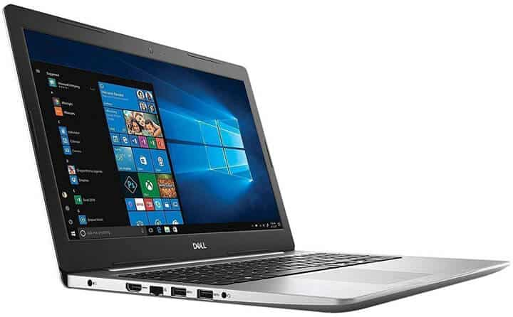 Dell FHD Touchscreen Best Laptop With Backlit Keyboard