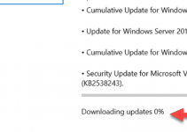 [Fixed] Windows Update Stuck at 0% on Server 2016/2019 or Other Versions