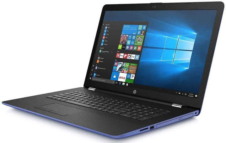 HP High Performance HD+ Touchscreen Business Laptop