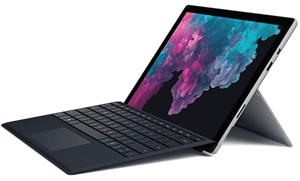 SurfacePro6 Laptop