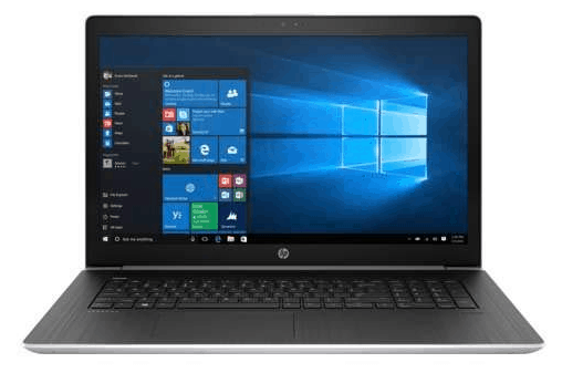 HP Business 17 Inch Laptop