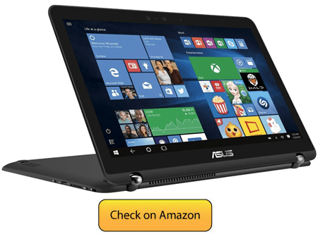 ASUS Convertible 2 In 1 FHD