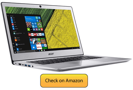 Acer Swift 3 I7 Laptop