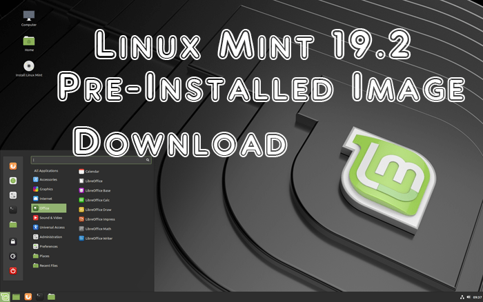 Linux Mint 19.2 Pre Installed VDI