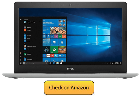 Newest Dell Inspiron 15 To Watch Netflix Movies