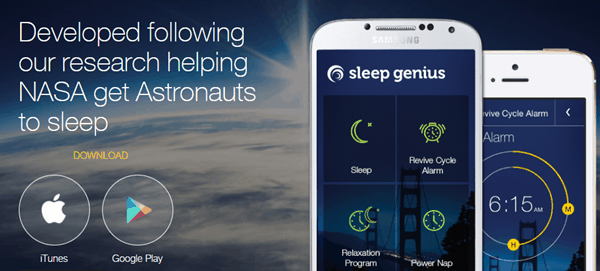 Sleep Genius Sleep Tracker