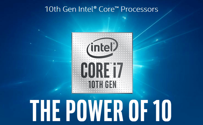 Power Of Latest Intel Processor