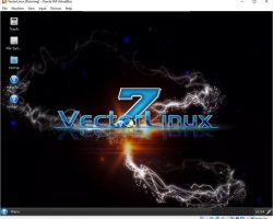 VectorLinux Desktop
