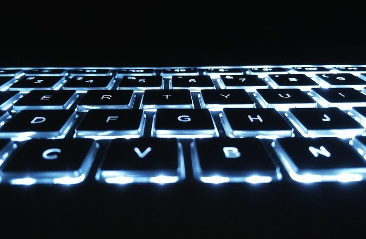 Chromebook With Backlit Keyboard