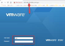 VMware ESXi 7.x on Windows 10 by VMware Workstation