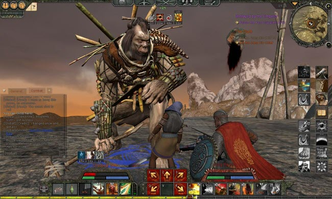 Age Of Conan Game