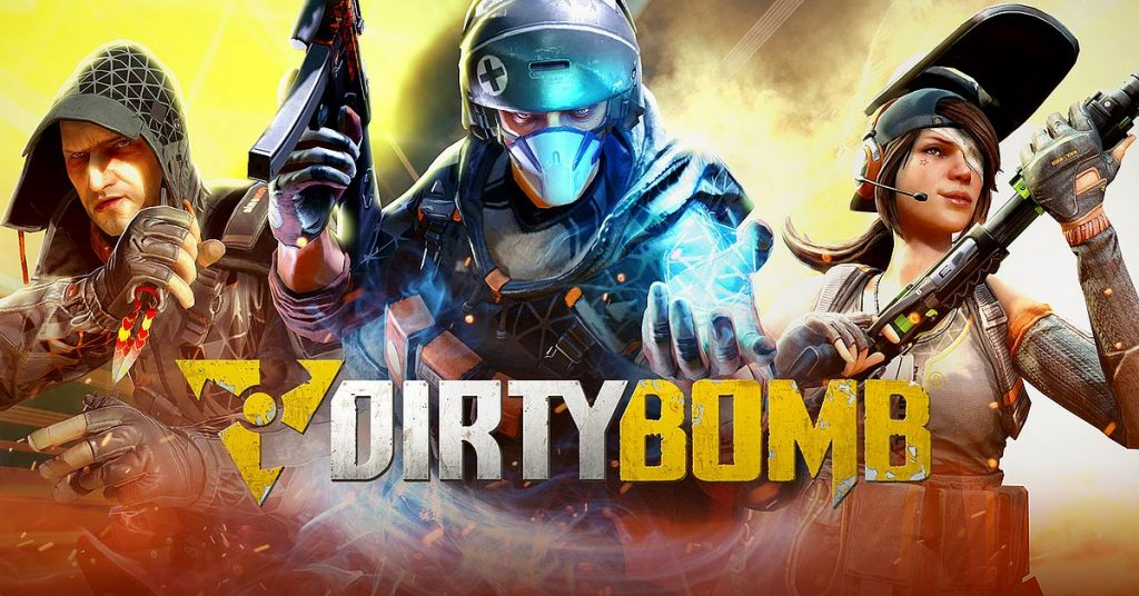 Dirty Bomb Game For Windows
