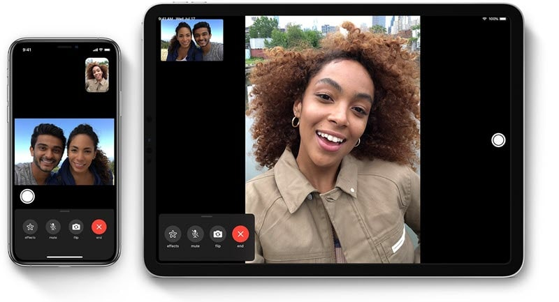 How FaceTime Works