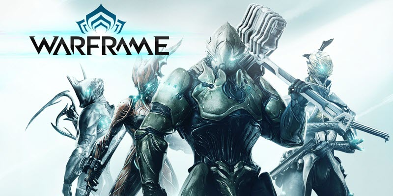 Warframe Game Like Overwatch