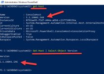 What Version of PowerShell do I Have? How to  Update to PowerShell 7.x