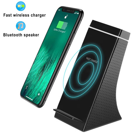 TKOOFN Fast Wireless Charger With Bluetooth