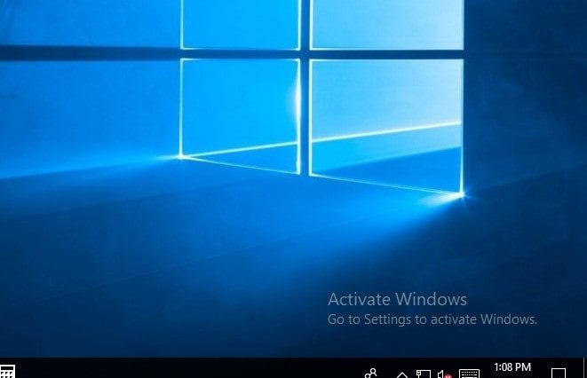 How To Remove Activate Windows Watermark In Windows 10 Permanently