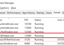 What is sdxhelper.exe in Windows 10? How to Disable When Higher CPU Usage